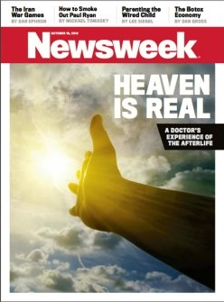 Newsweek Cover - October 15, 2012