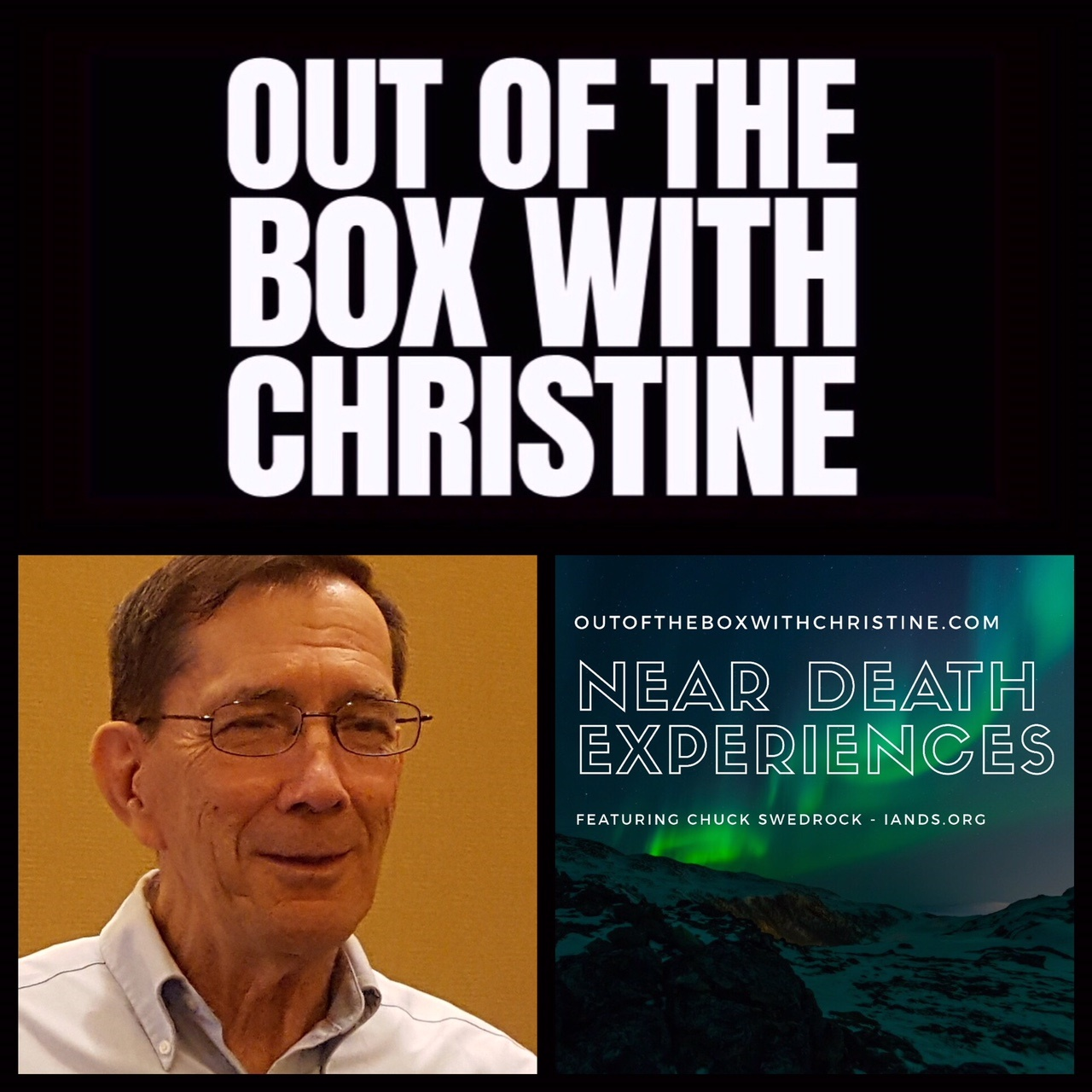Chuck interview with Christine Blosdale