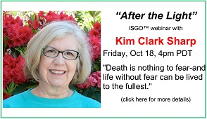 Live Event with Kim Clark Sharp 10/18 at 4:00 pm PDT