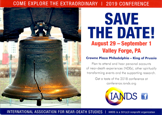 Save the Date 2019 IANDS Conference smaller