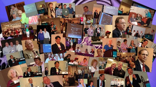 2011 IANDS Conference Picture Collage