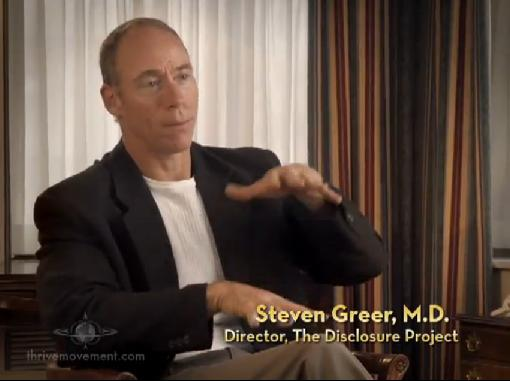 Dr Greer describes being above his body during his NDE...